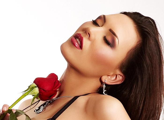 glamour roscata