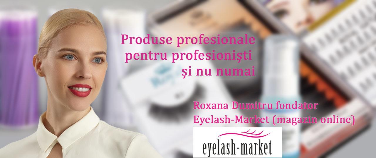 Expert Specialist Trainer Roxana Dumitru Machiaj Profesional