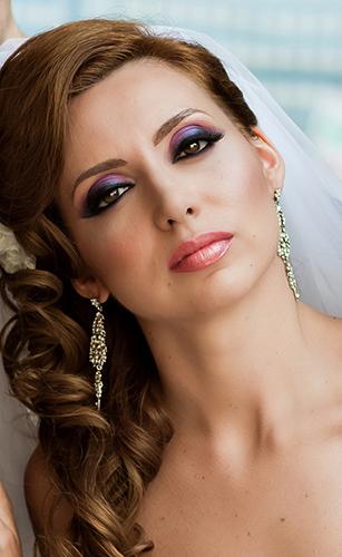 makeup mireasa